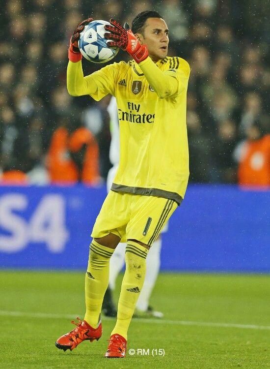 Keylor | Leyendas blancas | Real Madrid, Real madrid ...