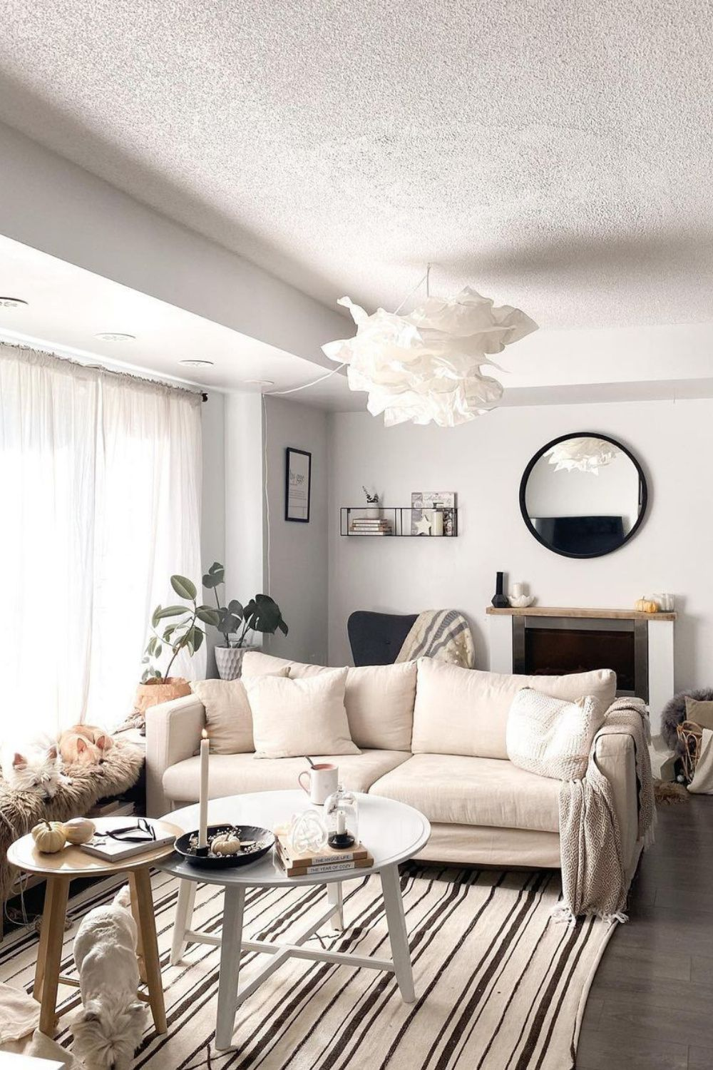 9 Reasons To Love The Scandinavian Aesthetic And How To Recreate It At Home Comfort Works Blog Design Inspirations In 2020 Living Room White Home Comforts Living Room