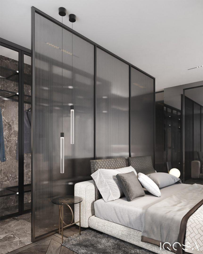 Iq-jh on behance. en 2020   Chambre parentale design ...