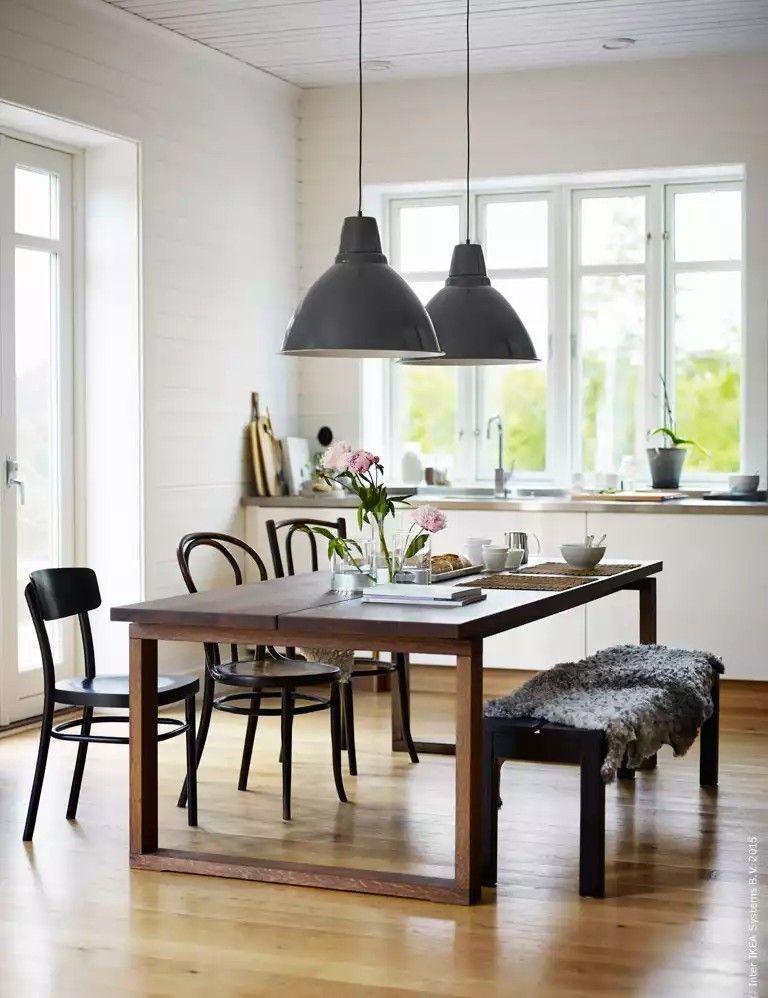Siste Mørbylånga bord fra IKEA | Hyttemøbler | Ikea dining table, Ikea CG-36