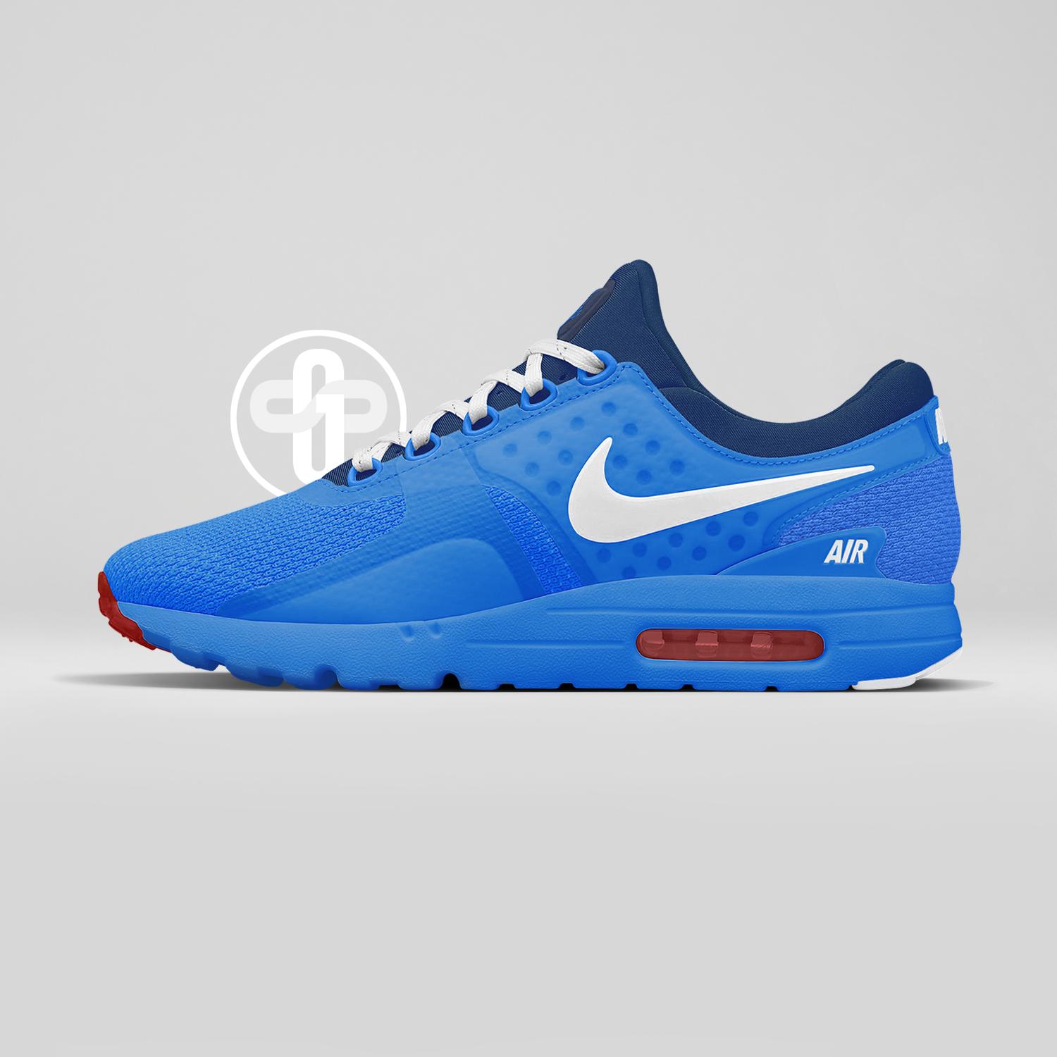 la meilleure attitude f0c6c 1a5ea Nike Air Max Zero France Team | Sneaker envy | Nike air max ...