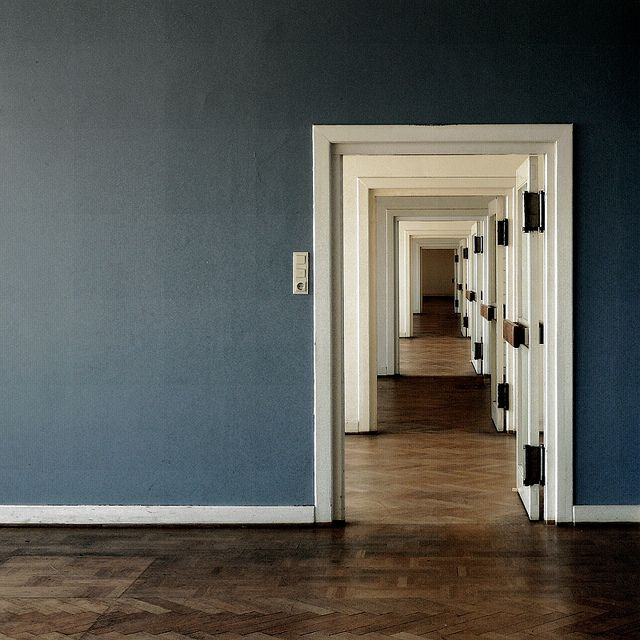 The Blue Room by David Foster Nass