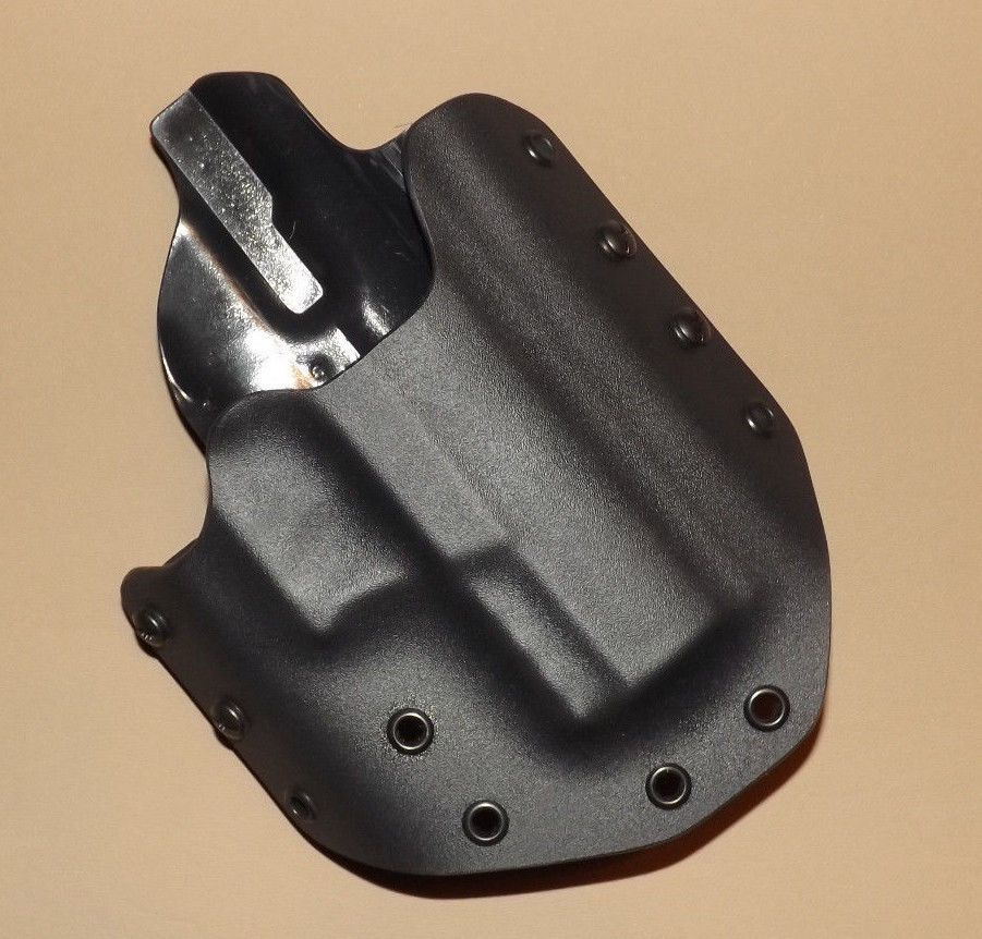 Walther CCP Black Kydex Holster (OWB) Right Handed RC Custom