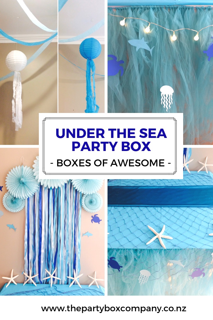 Under The Sea Party Under The Sea Party Ideas Under The The