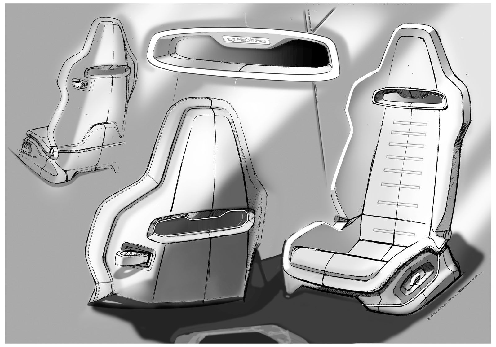 04 audi sport quattro concept interior design sketch seats 1600 1120 automotive. Black Bedroom Furniture Sets. Home Design Ideas