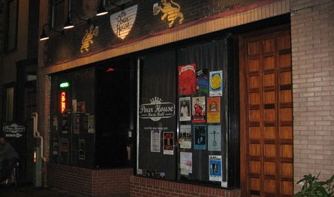 The Pour House Music Hall Great Place To Catch Local Bands And Have