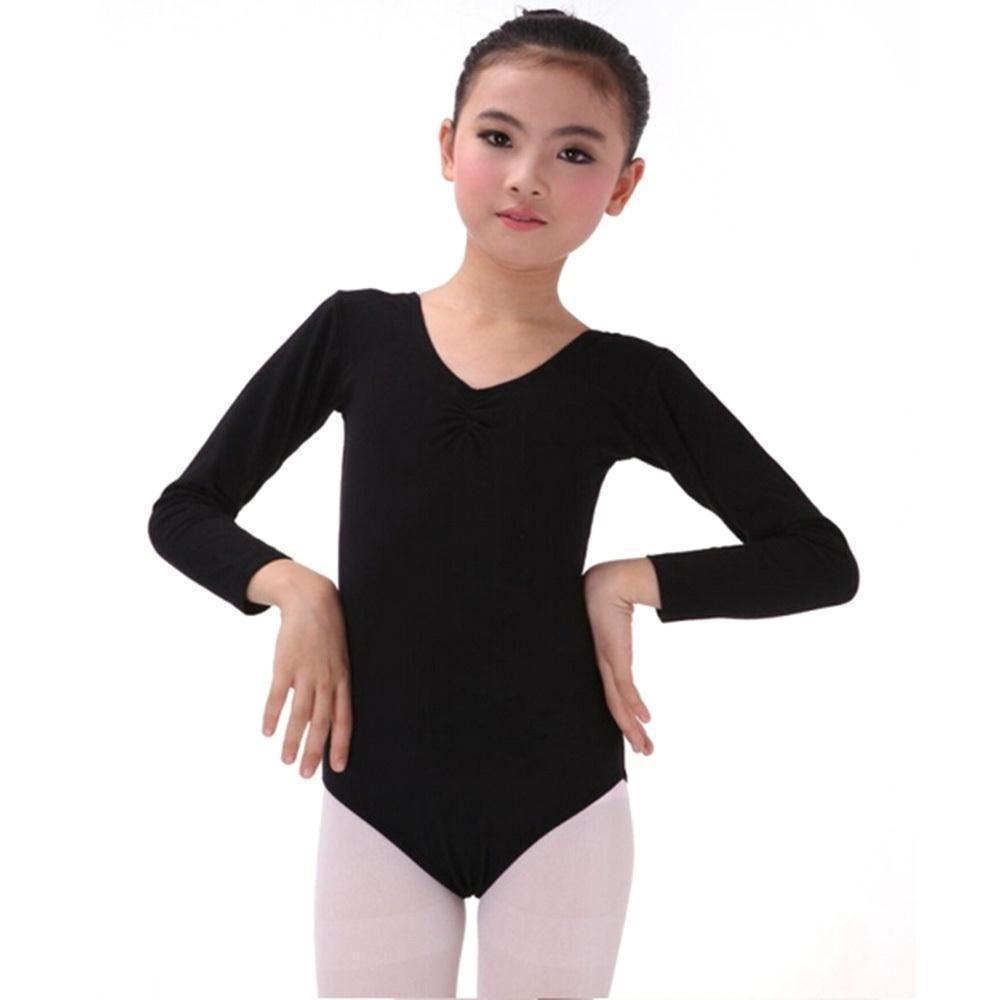d157b3cb6 Girls Kid Ballet Dance Gymnastics Skating Dancewear Children Baby ...