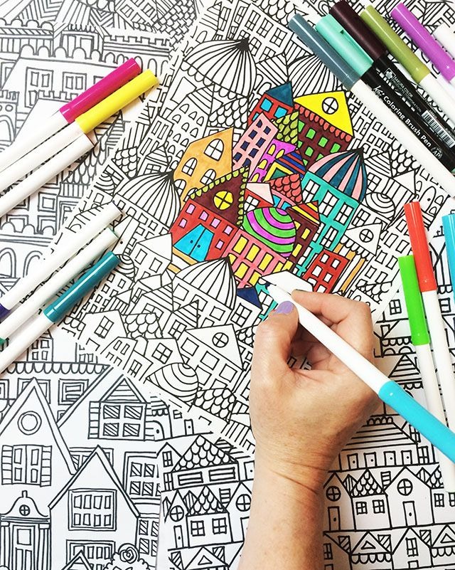 Alisaburke New Coloring Page In The Shop And A BIG Sale