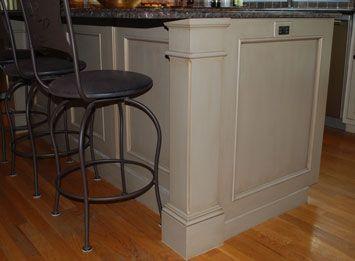 Decorative Panels For Kitchen Island - Kitchen Design Ideas