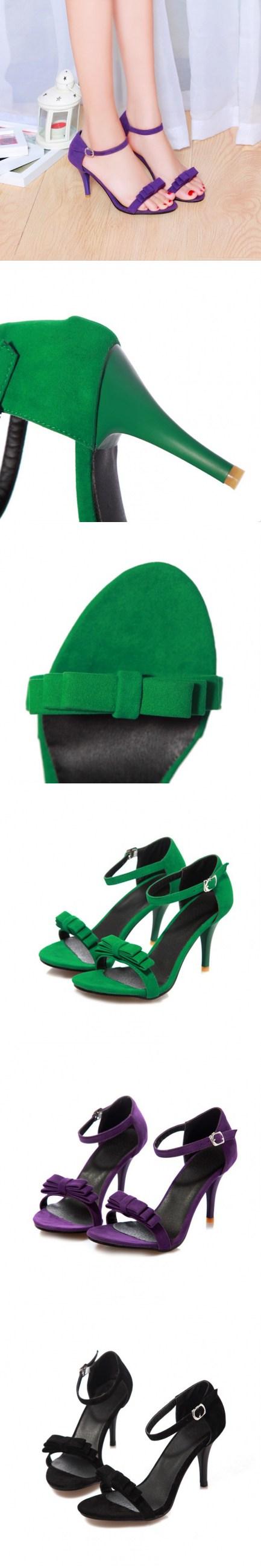 Mature ebony in heels