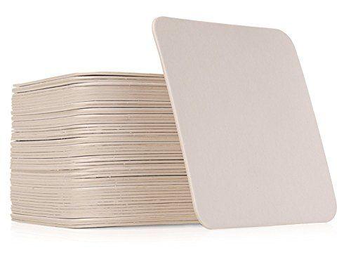 Plain White Coasters, 50 Square Perfect Order https://www.amazon.com/dp/B01N0D8QL4/ref=cm_sw_r_pi_dp_x_vtpCyb36D46FK