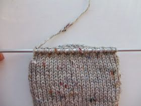 Basic 6ply boot socks - free pattern and tutorial ...