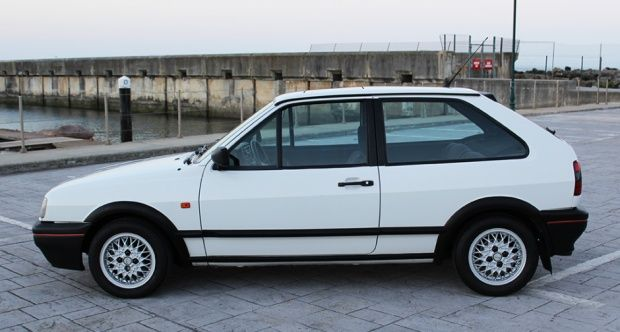 1993 VW Polo - G40   Polo, Antique cars, Volkswagen