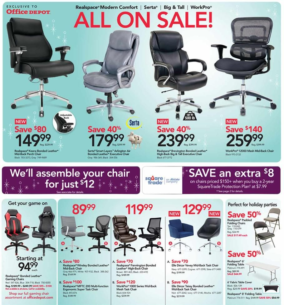 Office Depot and OfficeMax Black Friday 39 Ads Scan, Deals and