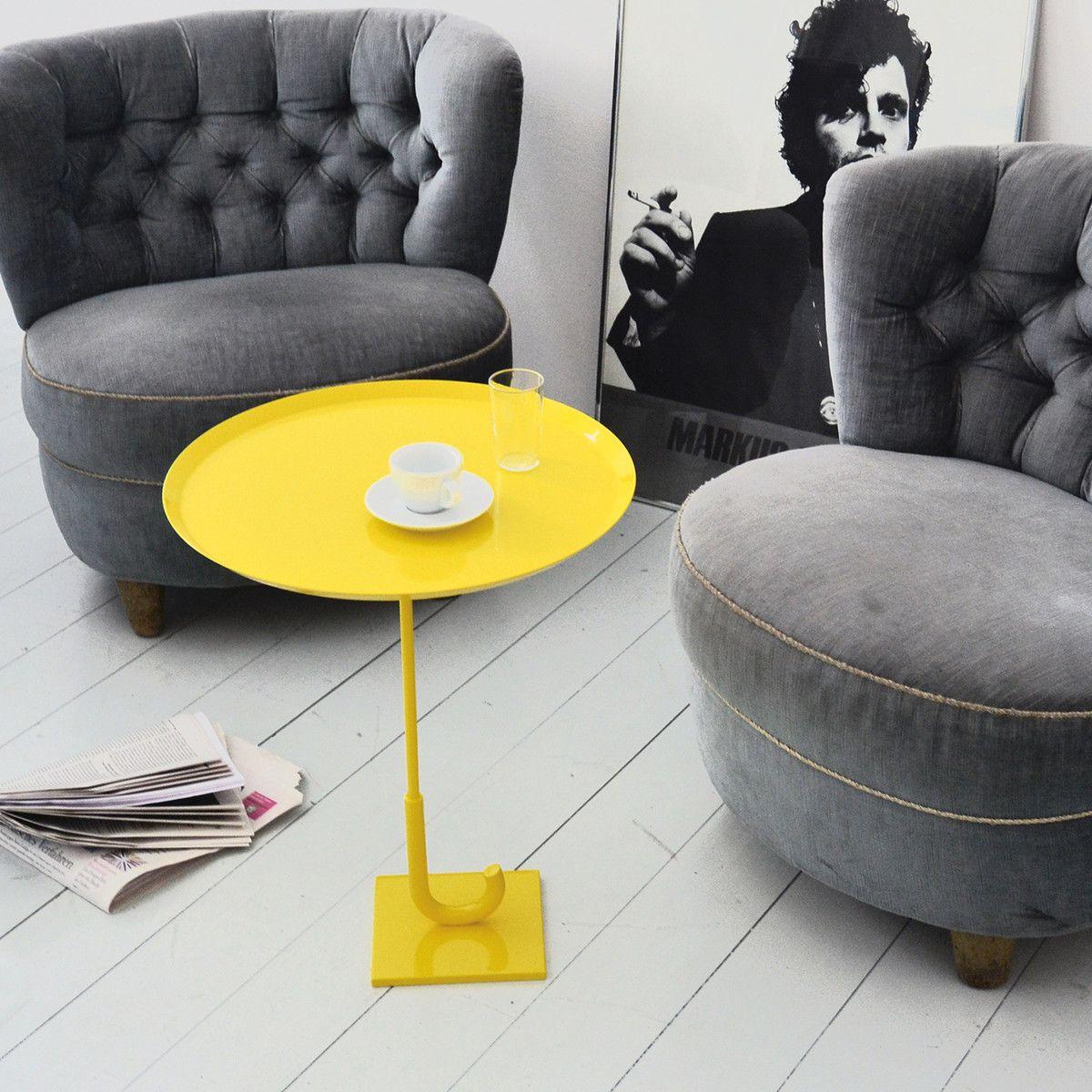 parapluie table yellow things i like pinterest sessel gelb und grau. Black Bedroom Furniture Sets. Home Design Ideas