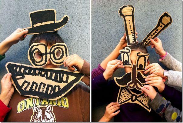 Carnival masks #masks #carnival