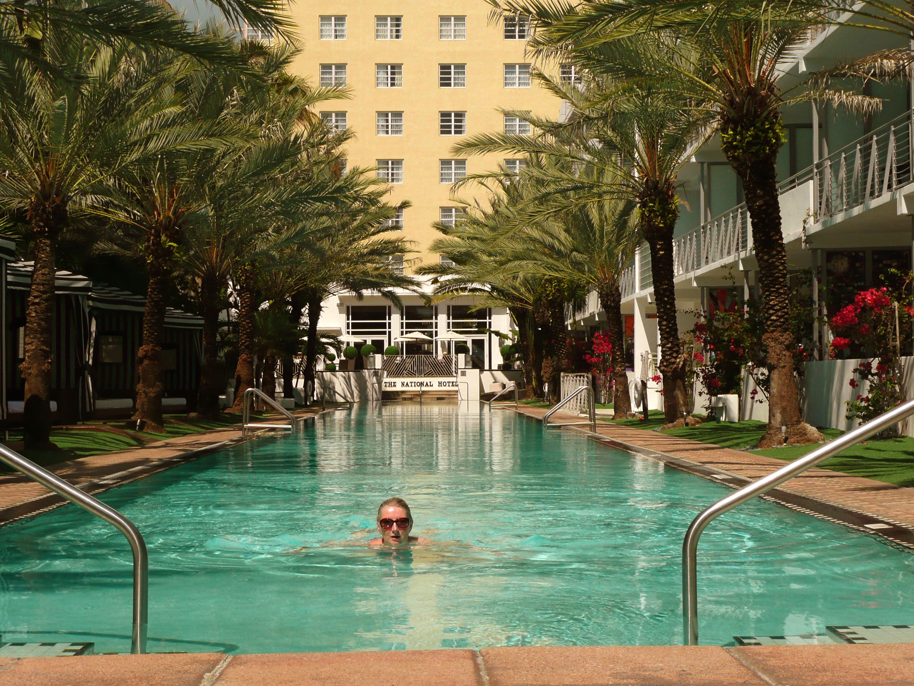 National South Beach Best Pool In