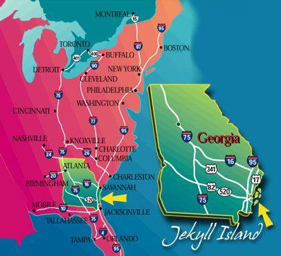 Google Image Result For Httpwwwgoldenislesoccercomimgs - Georgia map jekyll island