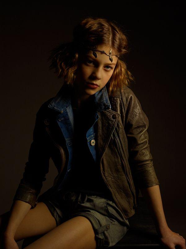 Achim Lippoth - Fashion portraits by EW agency , via Behance