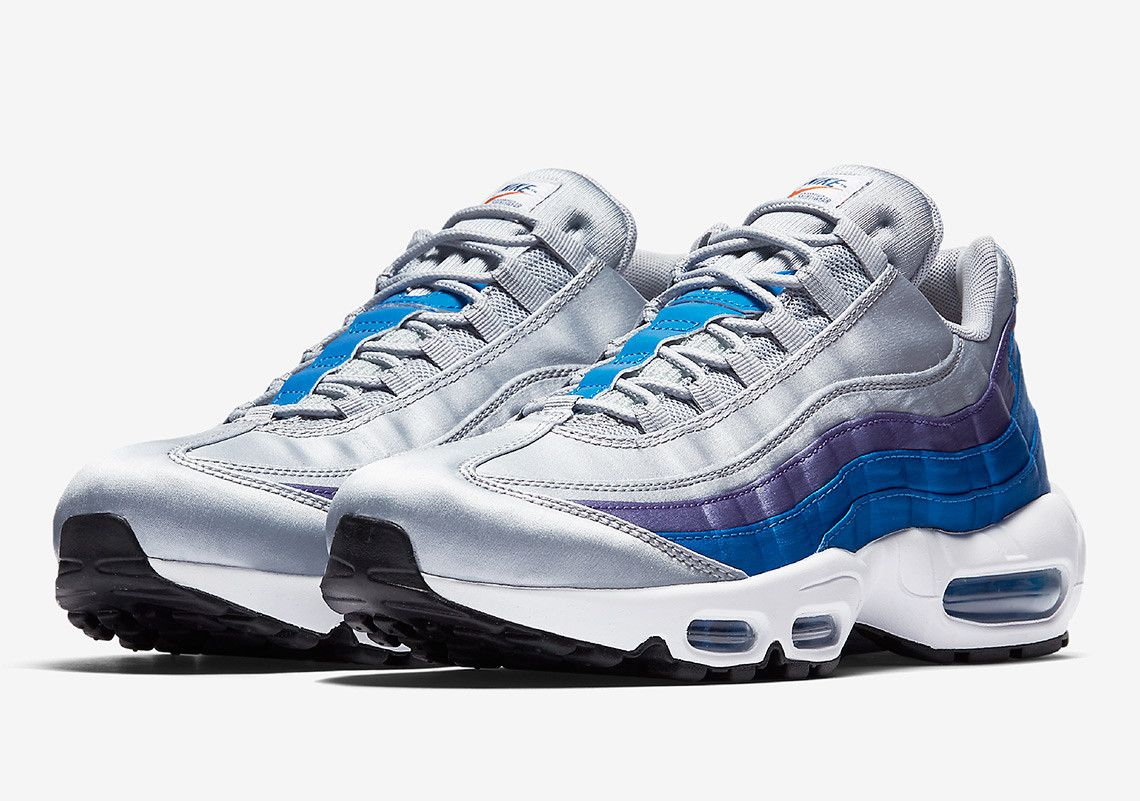 a3d1f4cdbe88 This Retro-Themed Air Max 95 Uses Old Nike Logos