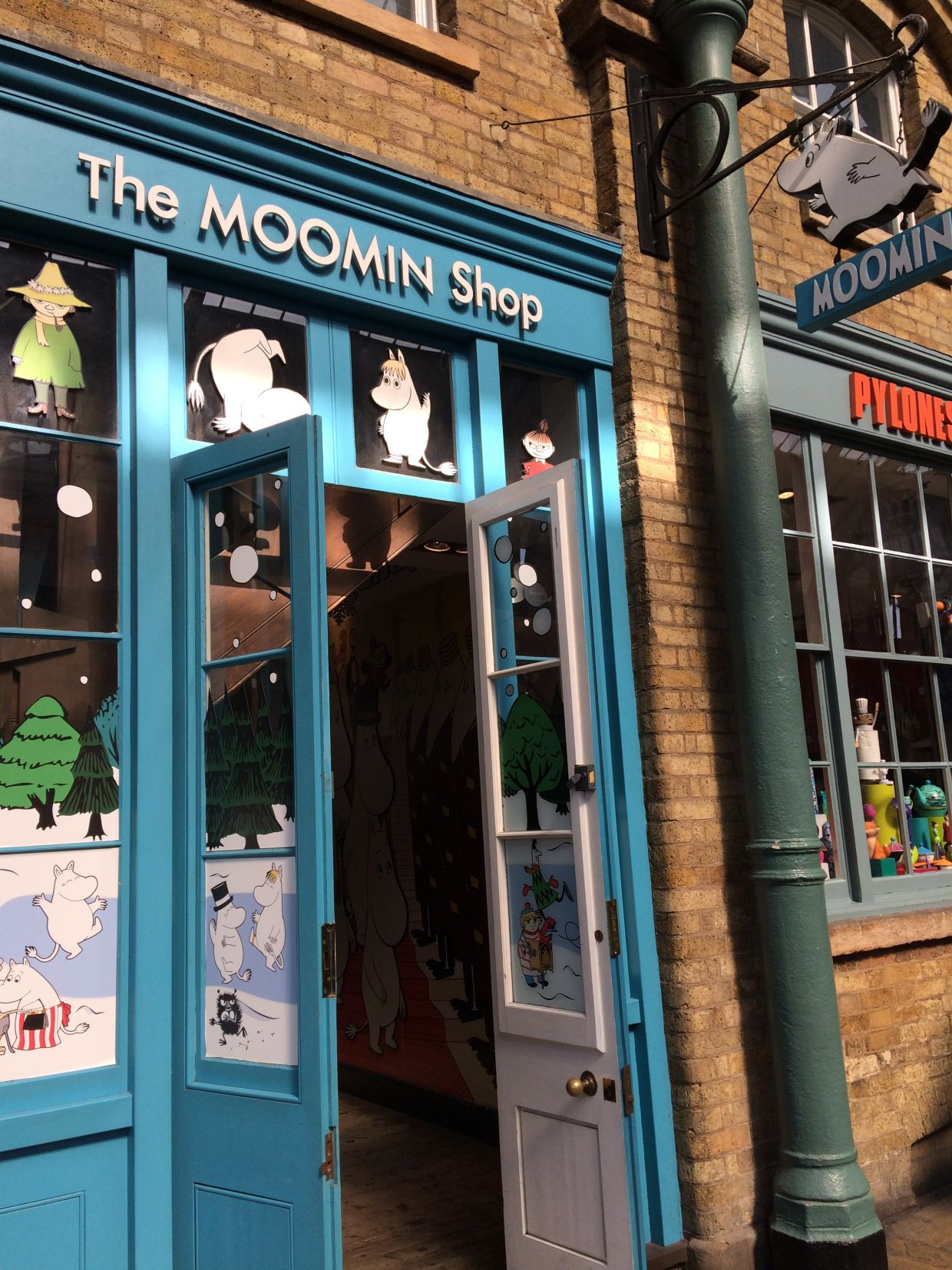 Moomin Shop Covent Garden | Londres | Pinterest | Moomin shop