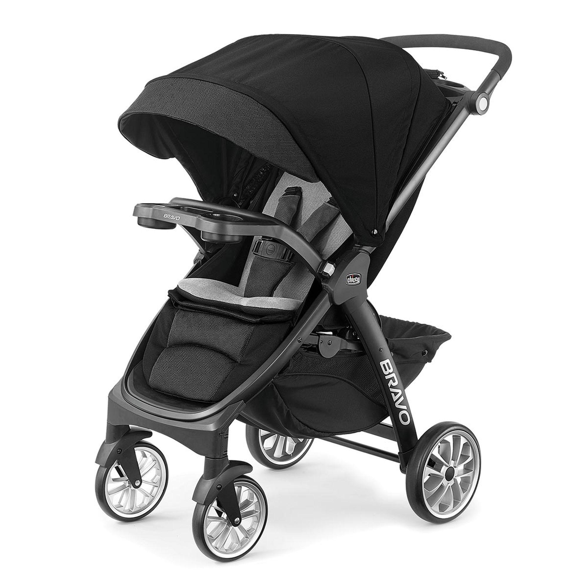 Chicco Bravo LE Stroller Coal Toddler stroller, Baby