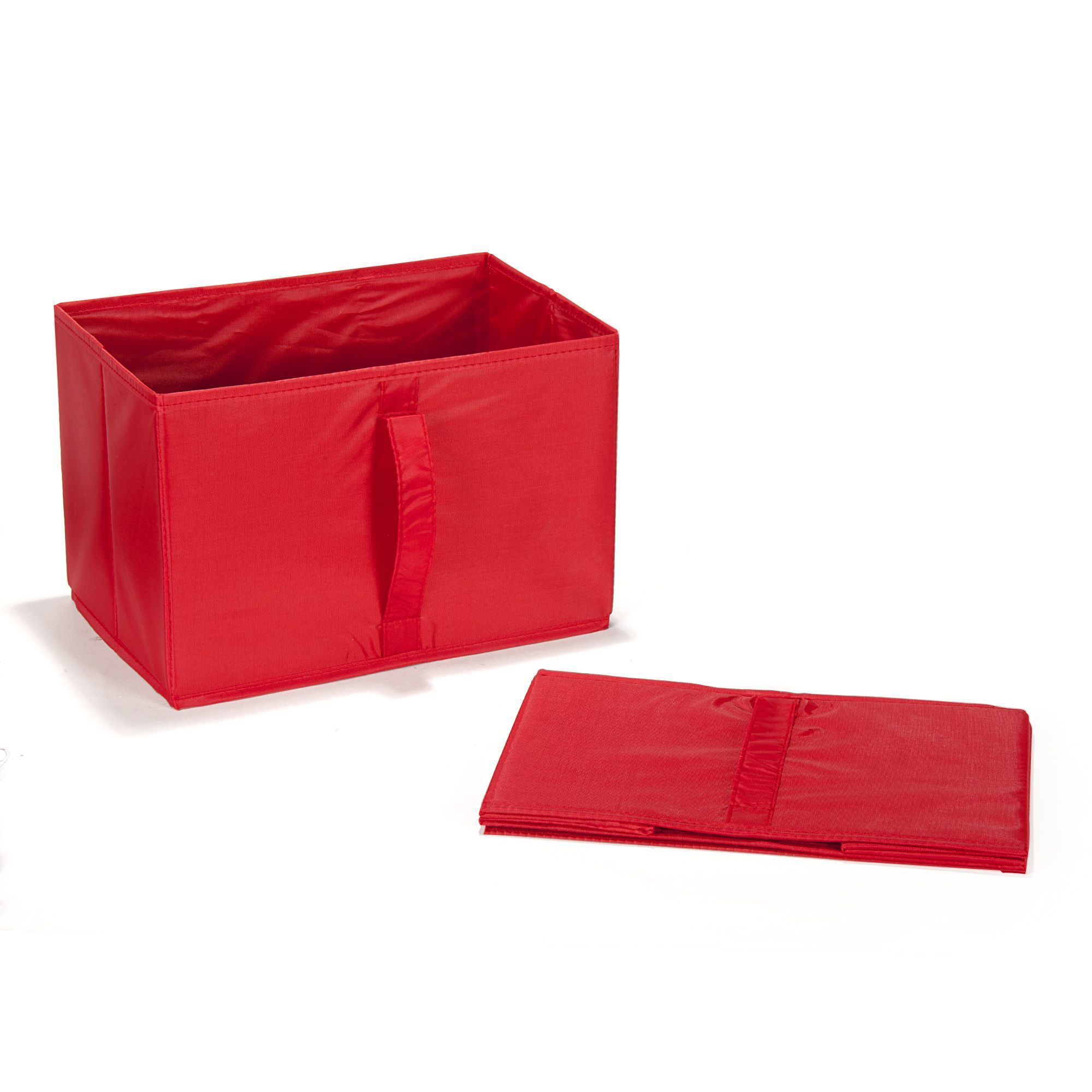 Lot de 2 boîtes Rouge - Loli - Lol - Les boites de rangements ...