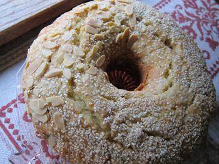 Vasilopita (AKA St. Basil's Day Cake) | Eclecticisms ~ Greek