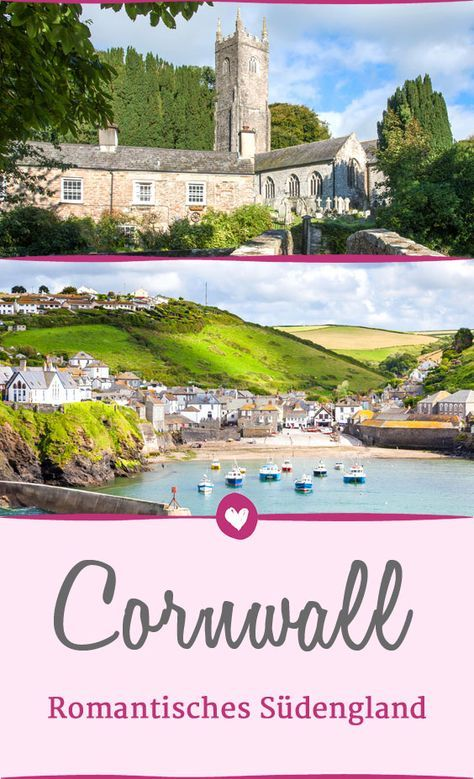 Rosamunde Pilcher: So schön ist ihre Heimat Cornwall in England