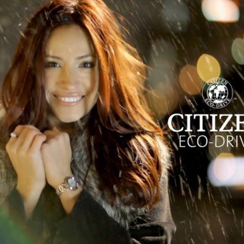 MAJOR MODEL MANAGEMENT Jennifer para campanha mundial para marca de relógios Cotilédones http://www.majormodelbrasil.com