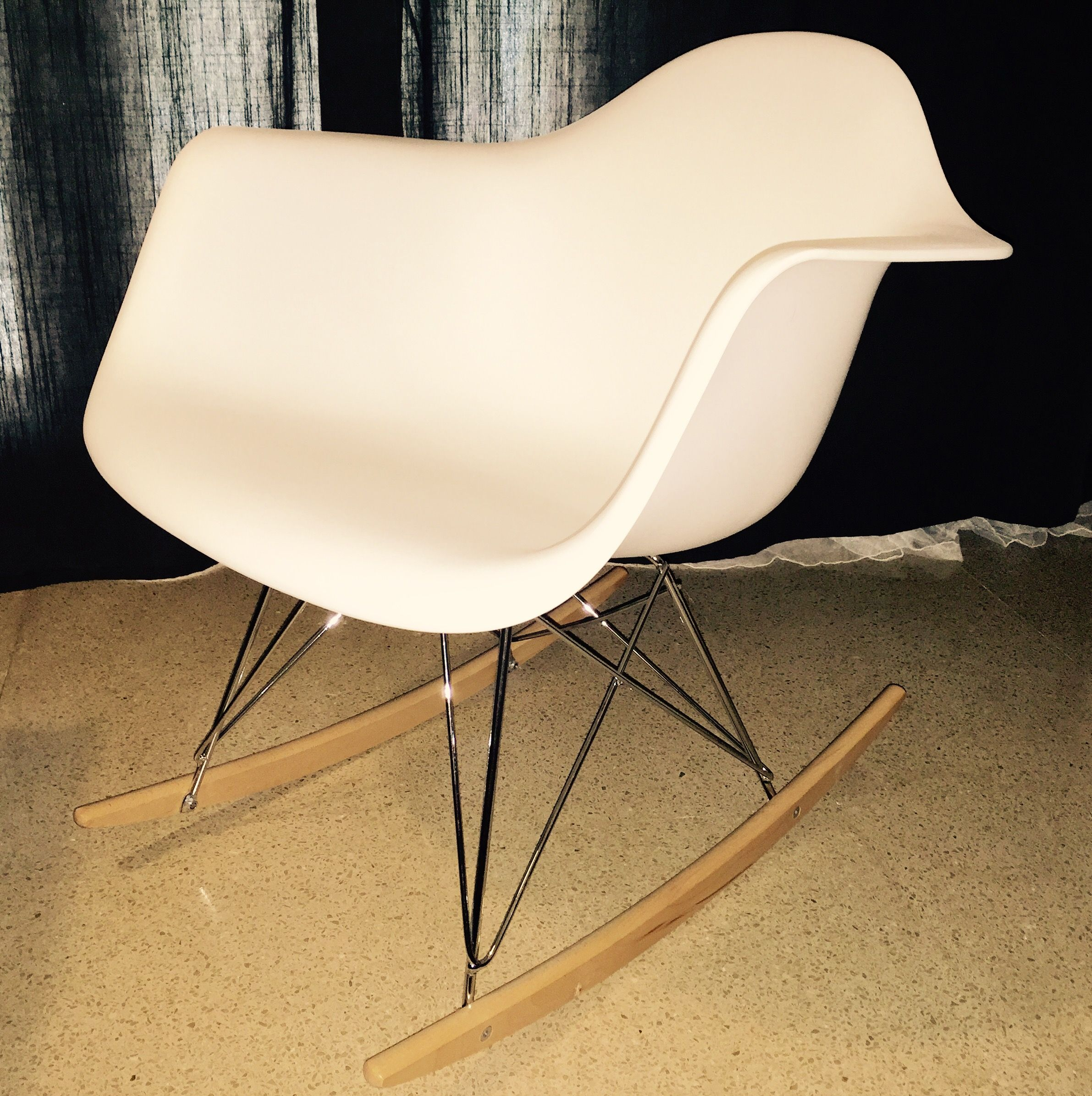 Miraculous Eames Rar Rocking Chair Replica Tower Chair Replicas Gmtry Best Dining Table And Chair Ideas Images Gmtryco