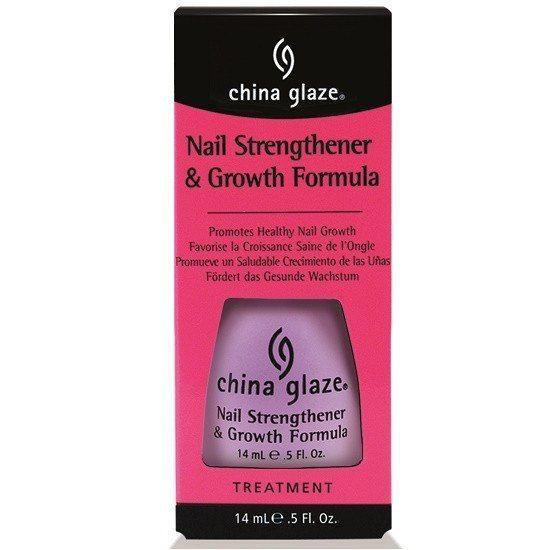 China Glaze Nail Strengthener and Growth Formula   China glaze, Nail ...