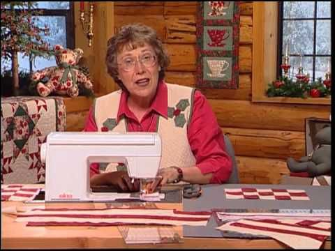 Christmas at Bear's Paw Ranch - Applique - Irish Holiday Quilt, Jolly Jacket for Fido