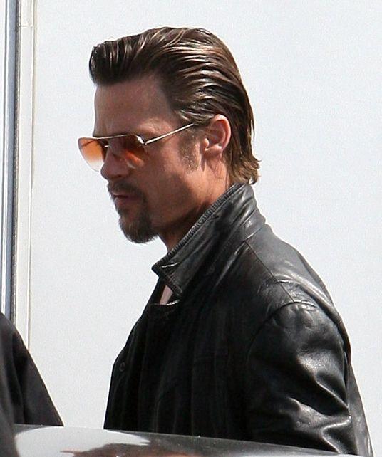 Brad Pitt Brad Pitt Boy Hairstyles Hair And Beard Styles