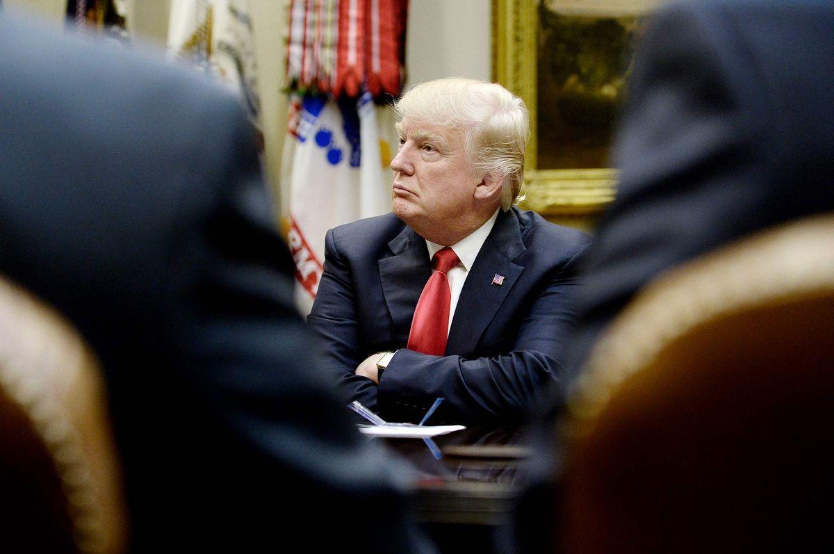 Trump White House Sells New Health Plan as GOP Seeks Details - Bloomberg