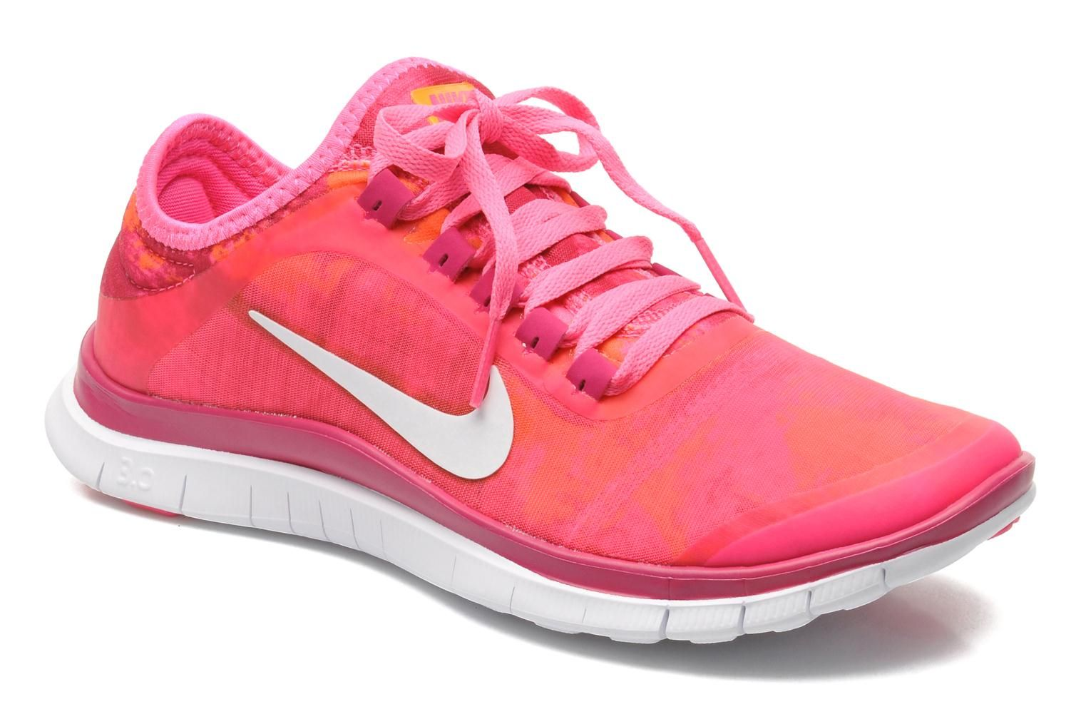 Nike Wmns Nike Free 3.0 V5 Ext Prnt | sporty | Pinterest | Nike, Pink and  Trainers