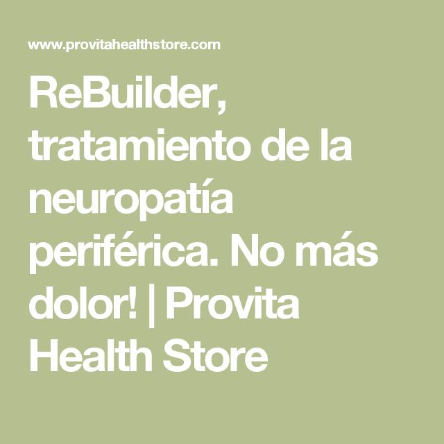 neuropatía periférica dieta paleo