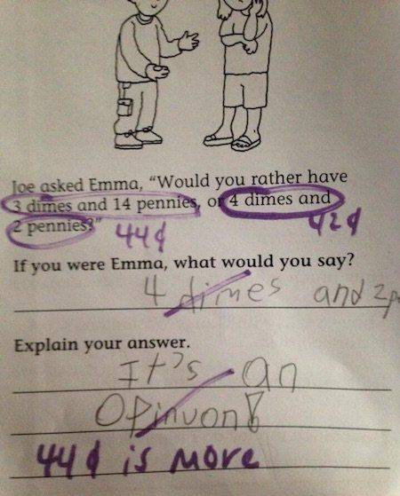 Students Who Are A Smartasses Funny Test Answers Funny Test - 16 smart ass kids who are clearly going places