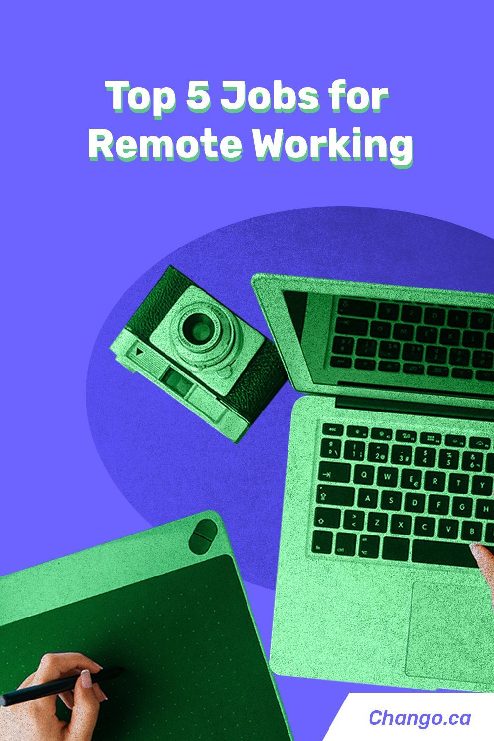 Top 5 Jobs for Remote Working in 2020 Remote work