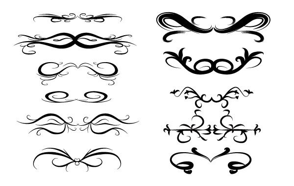 Tribal Ornaments Tribal Ornaments, Vector by Grupo On/Off License: Totally Free (No license) ID: 323557...