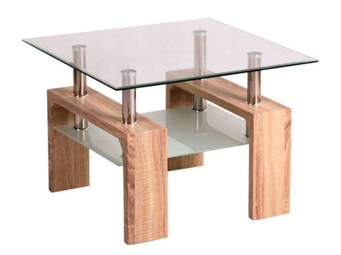 Clark End Table By Global Furniture Florida 439 04 Square Clear Glass Top Modern Glass Top End Table Clark Collection Square Frosted Glass Global Furniture