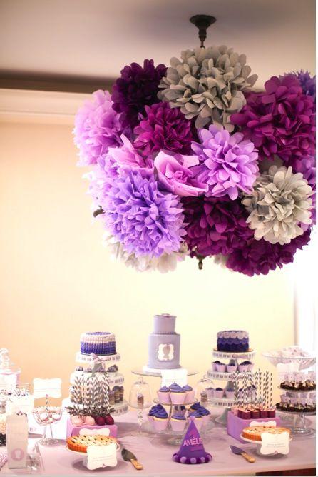 la decoración de mis mesas: 5 Ideas fáciles para decorar una ...