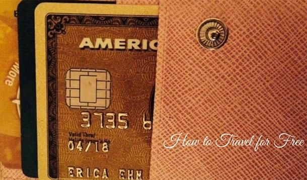 How To Travel For Free Using Your Rewards Card Reward Card Amex Card Travel