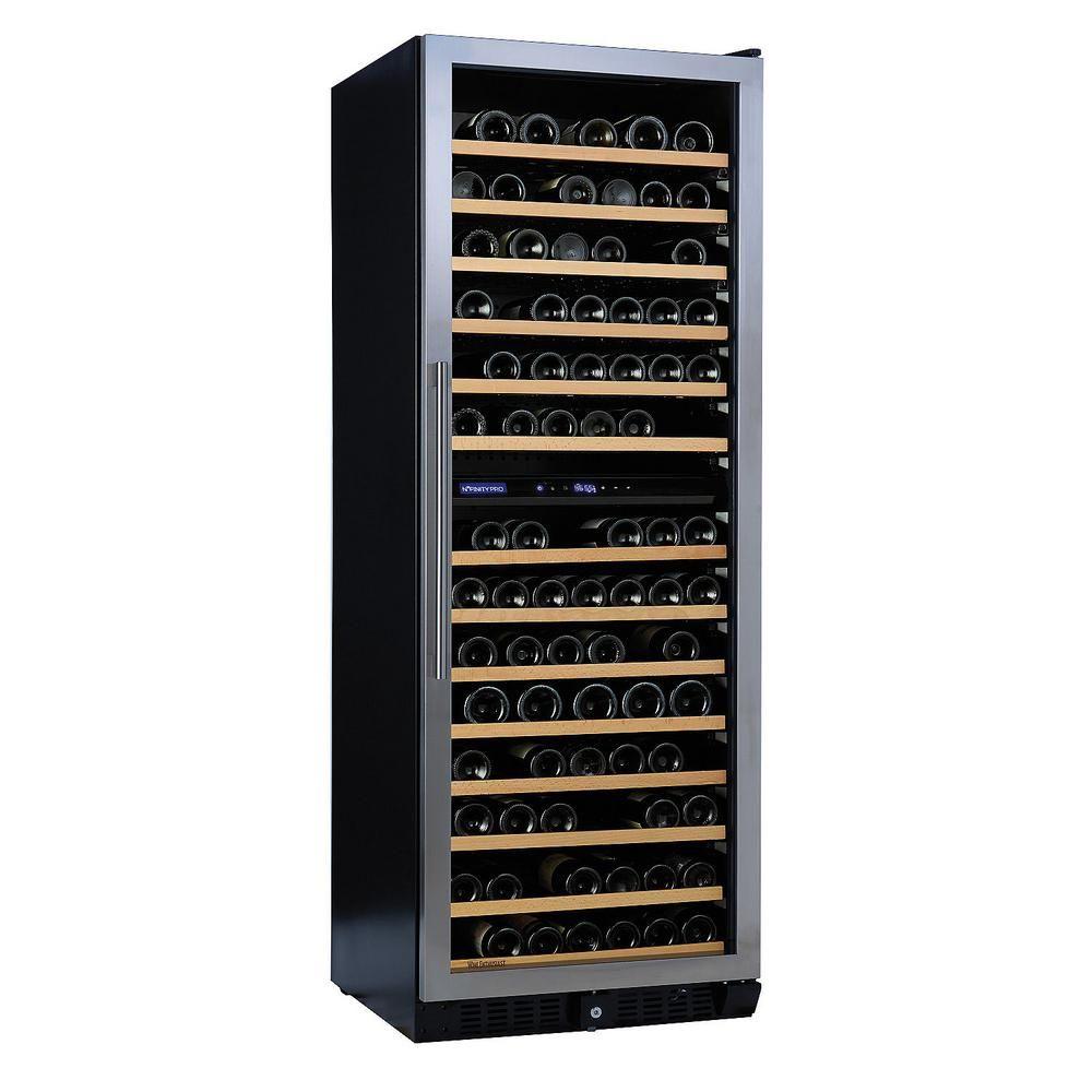 Wine Enthusiast N Finity Pro Lx 187 Bottle 26 In Dual Zone Freestanding Wine Cellar 237 02 87 03 Wine Cellar Wine Storage Wine