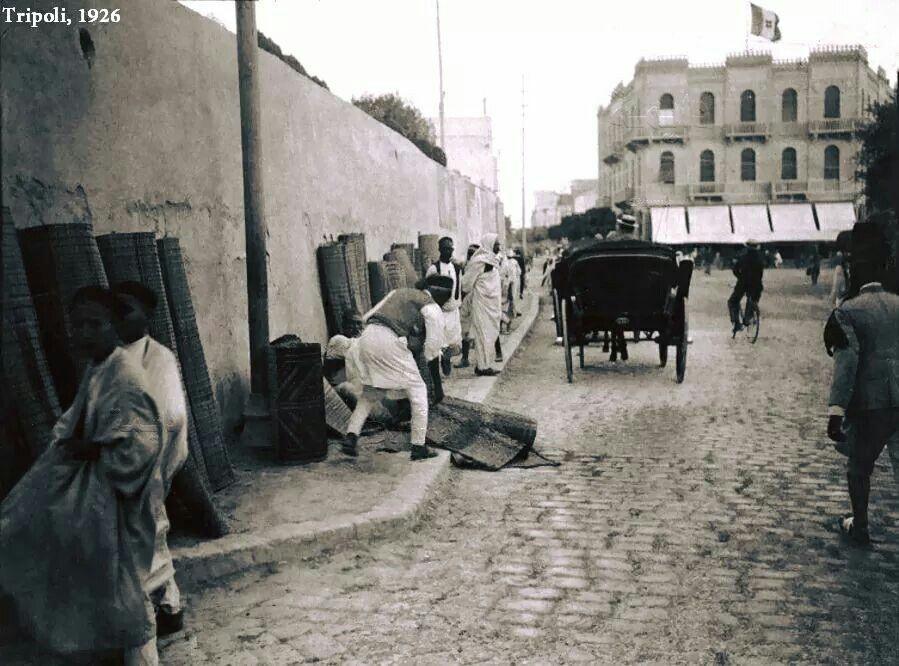 سور مقبرة جامع سيدي حمودة و فندق ناسيونالي ميدان الشهداء طرابلس Places To Visit Old City Libya