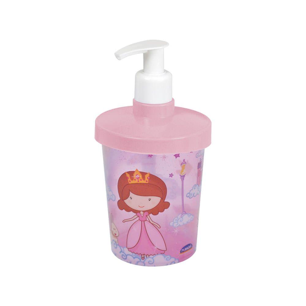 sabonete líquido pote Baby Princess