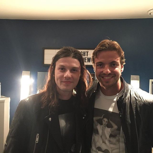Great night watching James bay!! Great talent. Defo recommend seeing one of his gigs! (Tim Krul Newcastle United)