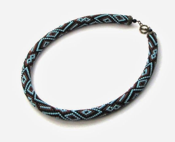 Modern Handmade Jewelry Patterns Beads Crochet Pinterest Free