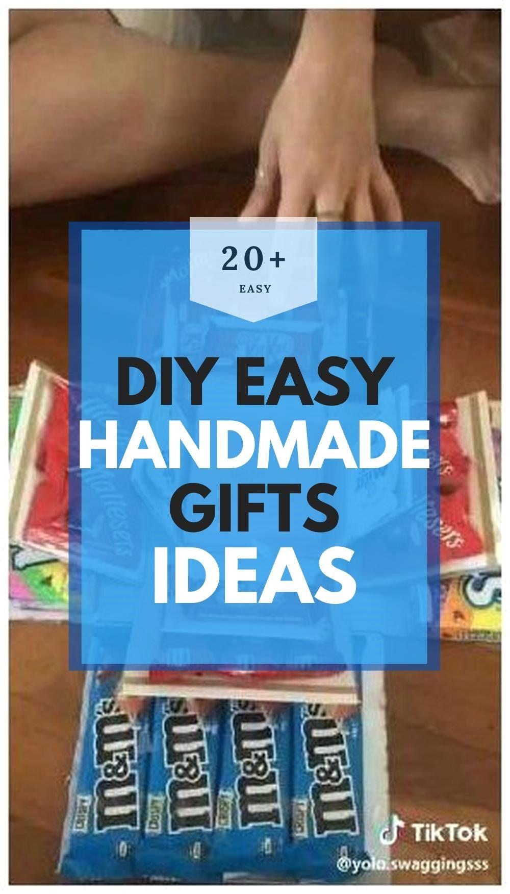 Creative Handmade Gifts Diys In 2021 Diy Gifts Cheap Easy Diy Gifts Diy Gift