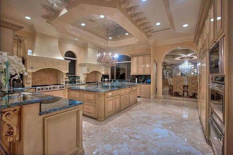 36 Amazing Luxury Kitchen Ideas Luxury Kitchens Mansion